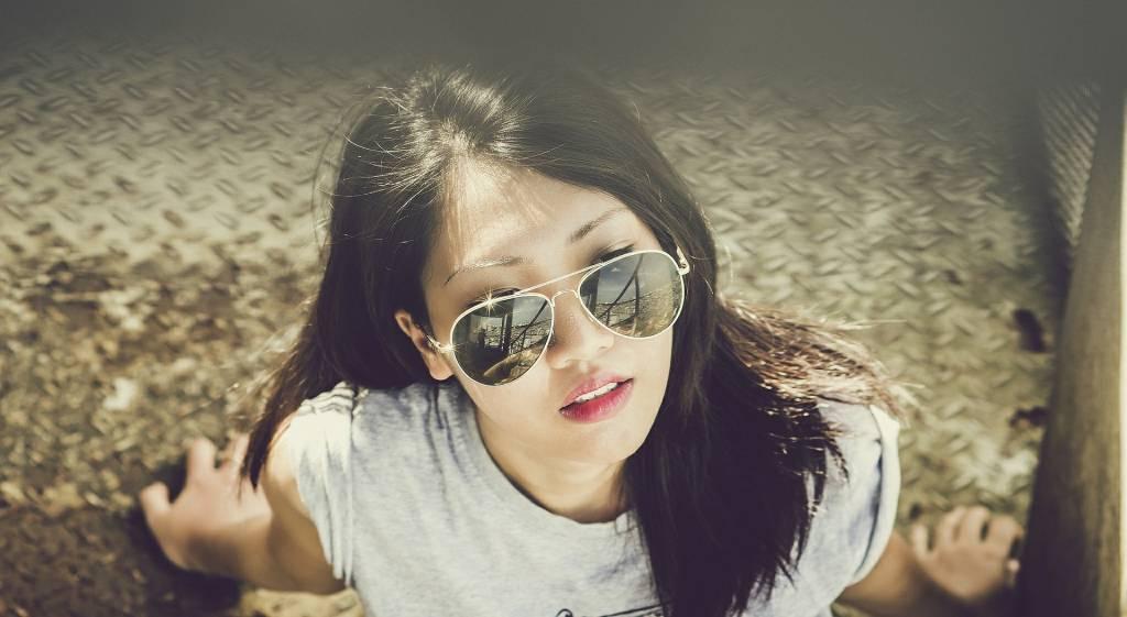 Optica La Rosa - El origen de las gafas de sol
